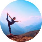 yoga naturaleza - comunidad social tribu libélula