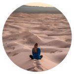 actividad yoga - comunidad social tribu libélula